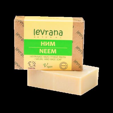 Мыло натуральное НИМ 100гр (Levrana)