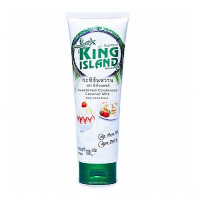 Молоко Кокосовое СГУЩЕННОЕ 180гр (King island)