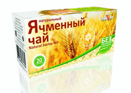 Чай ЯЧМЕННЫЙ 20ф/п (Тиавит)