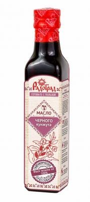 Масло КУНЖУТА черного 250мл (Радоград)