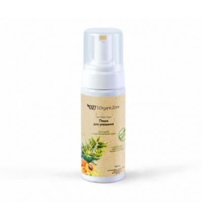 Пенка для УМЫВАНИЯ для сухой и чувствительной кожи 150мл (OrganicZone)