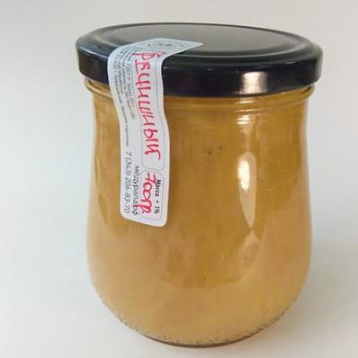 Мёд ГРЕЧИШНЫЙ 700гр (Мёд урала)