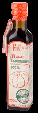 Масло ТЫКВЕННОЕ 250мл (Радоград)