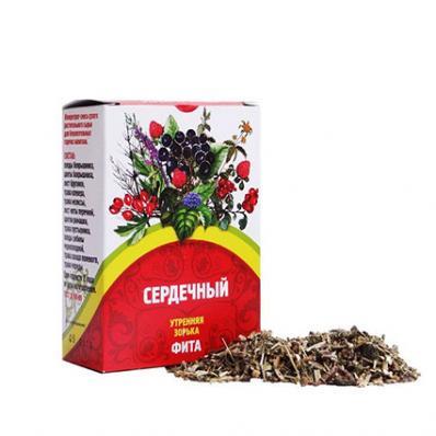 Сбор травяной УТРЕННЯЯ ЗОРЬКА Сердечный 40гр (Алтай-Старовер)