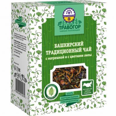 Чай БАШКИРСКИЙ ТРАДИЦИОННЫЙ 60гр (Травогор)