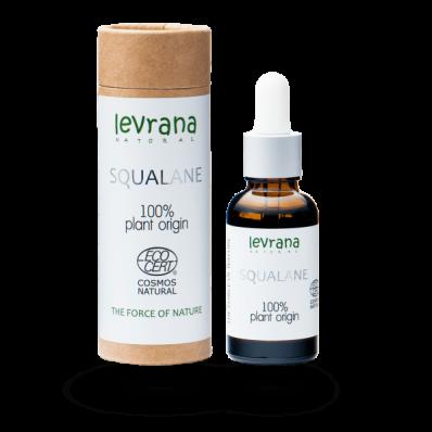 Сыворотка для лица SUALANE 100% растительный сквалан 30мл (Levrana)