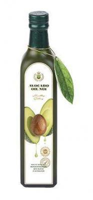 Масло АВОКАДО рафинированное 500мл (Avocado oil №1)