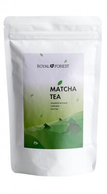 Чай МАТЧА 75гр (ROYAL FOREST)