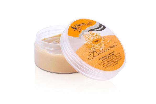 Маска для лица ВИТАМИННЫЙ ФРЕШ для всех типов кожи 60гр (ChocoLatte)