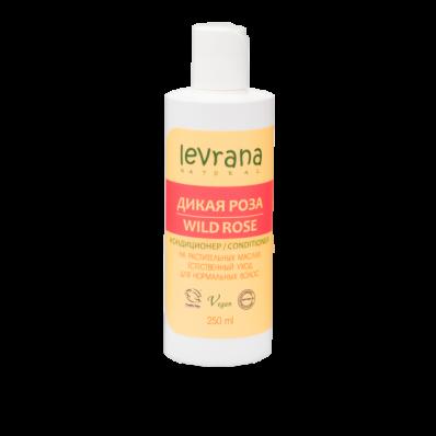 Шампунь для нормальных волос ДИКАЯ РОЗА 250мл (Levrana)
