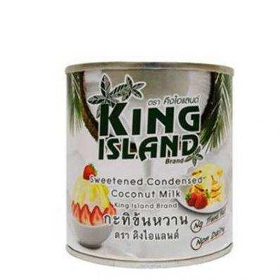 Молоко Кокосовое СГУЩЕННОЕ 380гр (King island)