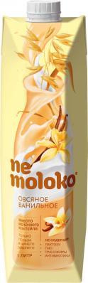Напиток овсяный ВАНИЛЬНЫЙ 1л (NeMoloko)