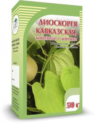 Диоскорея кавказская, корень 50гр (Хорст)