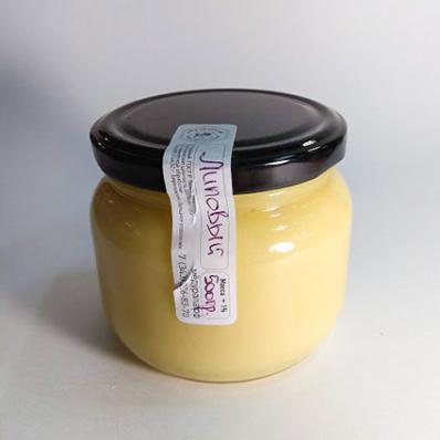 Мёд ЛИПОВЫЙ 500гр (Мед урала)