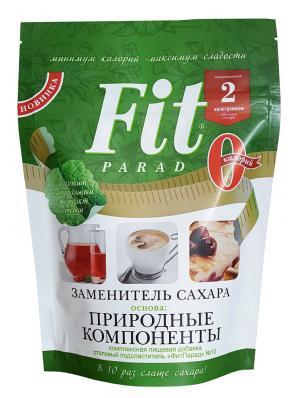 Заменитель сахара ФитПарад №7 400гр (ФитПарад)