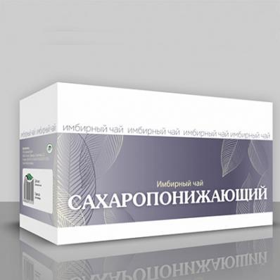 Имбирный чай САХАРОПОНИЖАЮЩИЙ 20ф/п (Хорст)