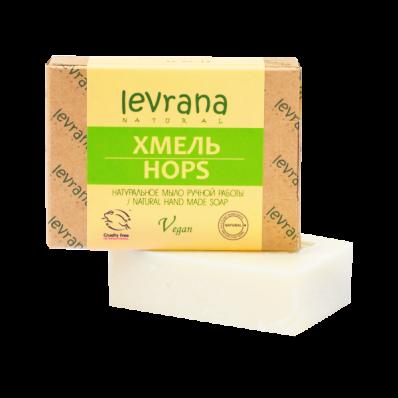 Мыло натуральное ХМЕЛЬ 100гр (Levrana)