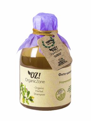 Фито-шампунь НОРМАЛИЗУЮЩИЙ 300мл (OrganicZone)