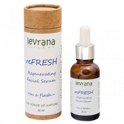 Сыворотка для лица reFRESH регенерирующая, 30мл (Levrana)