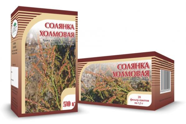 Солянка холмовая, трава 50гр (Хорст)