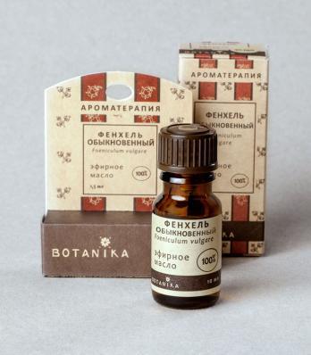 Эфирное масло ФЕНХЕЛЬ 10мл (Ботаника)