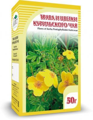 Курильский чай, трава и цветки 50гр (Хорст)