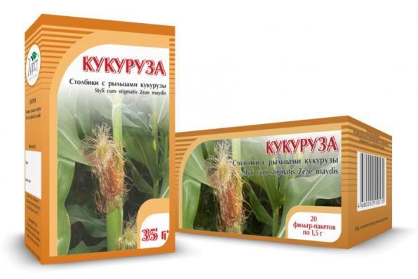 Кукурузные рыльца и столбики 35гр (Хорст)