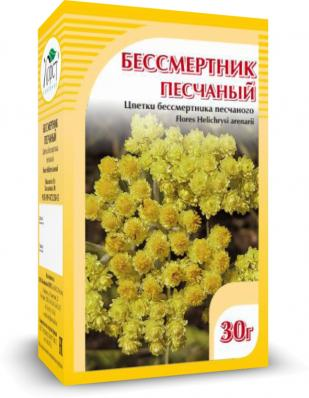 Бессмертник, цветки 30гр (Хорст)