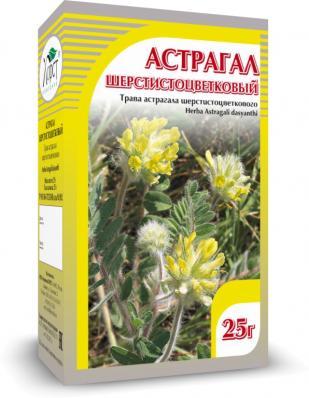 Астрагал шерстистоцветковый, трава 25гр (Хорст)