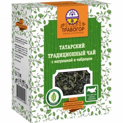Чай ТАТАРСКИЙ ТРАДИЦИОННЫЙ 60гр (Травогор)