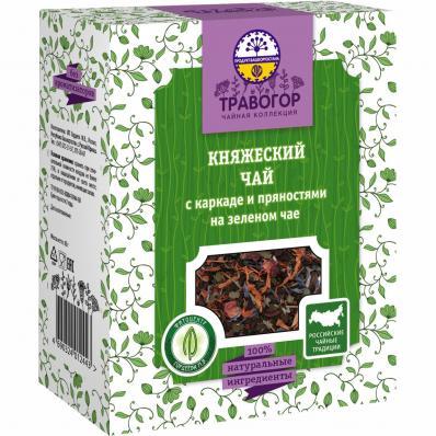 Чай КНЯЖЕСКИЙ 60гр (Травогор)