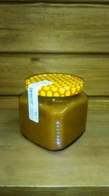 Мёд ГРЕЧИШНЫЙ 550 гр (Мёд урала)
