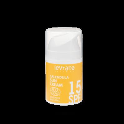 Крем для лица КАЛЕНДУЛА с матирующим эффектом 50мл (Levrana)