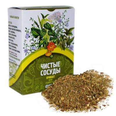 Сбор травяной ЕРИНАТ Чистые сосуды 40гр (Алтай-Старовер)