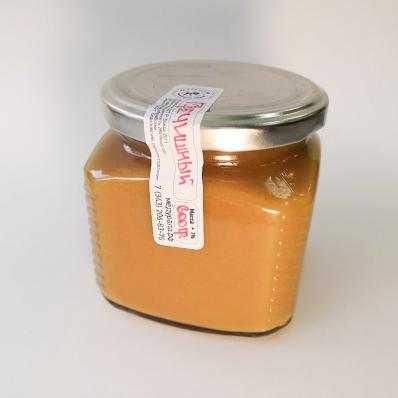 Мёд ГРЕЧИШНЫЙ 600гр (Мед урала)