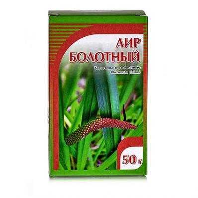 Аир болотный, трава и корни 50гр (Хорст)