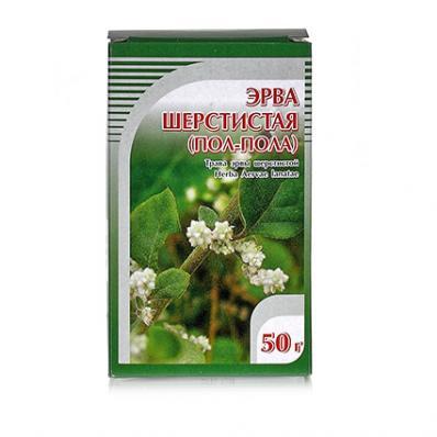 Эрва шерстистая пол-пола, трава 50гр (Хорст)