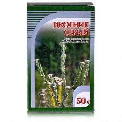 Икотник серый, трава 50гр (Хорст)