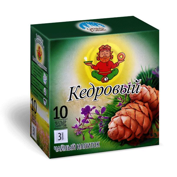 Иван-чай КЕДРОВЫЙ 10ф/п (Иван да)