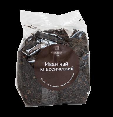Иван-чай КЛАССИЧЕСКИЙ 50гр (Косьминский гостинец)