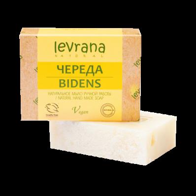 Мыло натуральное ЧЕРЕДА 100гр (Levrana)