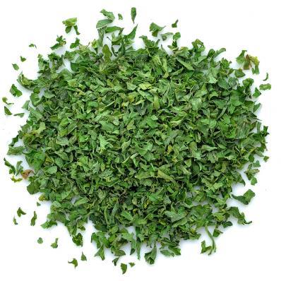 Петрушка зелень СУШЕНАЯ резаная Египет весовая (Совушкин дом)