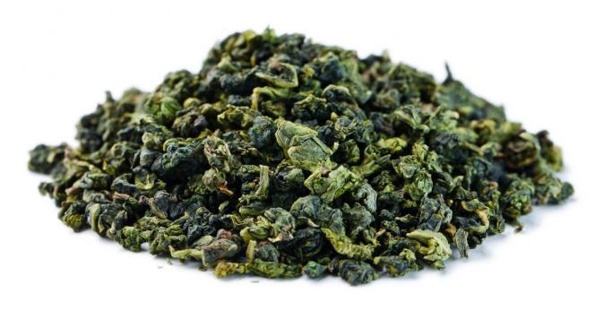 Чай Китайский Элитный ТЕ ГУАНЬ ИНЬ Высшей категории весовой (Мелодия чая)