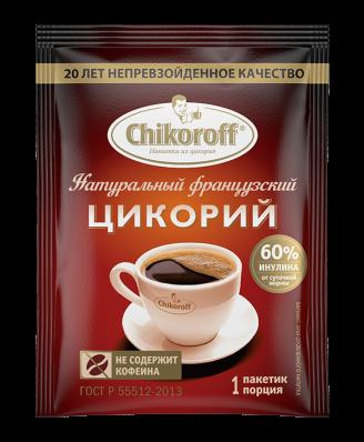 Напиток из французского цикория 5гр (Chikoroff)