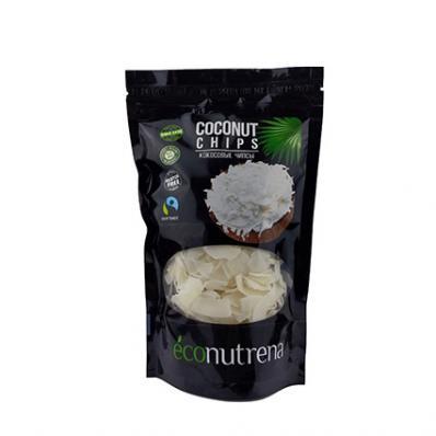 Чипсы КОКОСОВЫЕ органические 150гр (Econutrena)