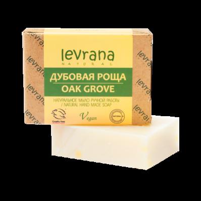 Мыло натуральное ДУБОВАЯ РОЩА 100гр (Levrana)