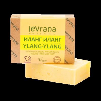 Мыло натуральное ИЛАНГ - ИЛАНГ 100гр (Levrana)